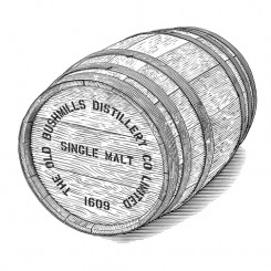crosshatch food and beverage bourbon barrel