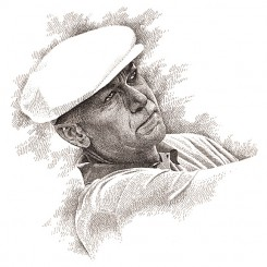 crosshatch portraits ben hogan